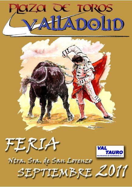 Temporada Taurina Valladolid 2011