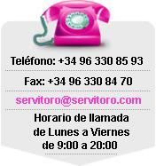 Contacte 963308593