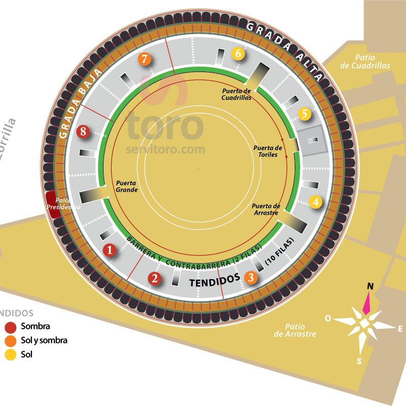 Plano Valladolid click ampliar